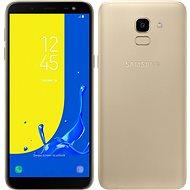 Samsung Galaxy J6 Duos zlatý - Mobilný telefón