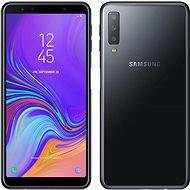Samsung Galaxy A7 Dual SIM čierna - Mobilný telefón