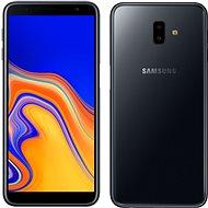 Samsung Galaxy J6+ Dual SIM čierna - Mobilný telefón