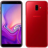 Samsung Galaxy J6+ Dual SIM červený - Mobilný telefón