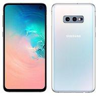 Samsung Galaxy S10e Dual SIM White - Mobile Phone