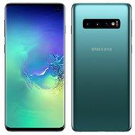 Samsung Galaxy S10 Dual SIM 128GB Green - Mobile Phone