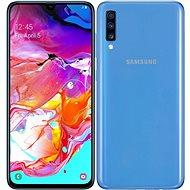Samsung Galaxy A70 Dual SIM modrá - Mobilný telefón