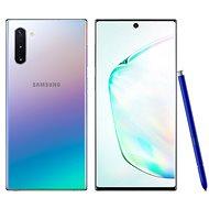 Samsung Galaxy Note10 Dual SIM strieborná - Mobilný telefón