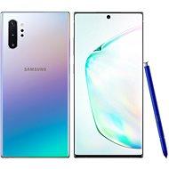 Samsung Galaxy Note10+ Dual SIM strieborná - Mobilný telefón