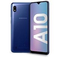 Samsung Galaxy A10 modrý - Mobilný telefón