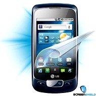 ScreenShield pre LG Optimus One (P500) pre displej telefónu - Ochranná fólia