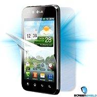 ScreenShield pre LG Optimus Black (P970) pre celé telo telefónu - Ochranná fólia