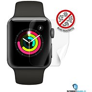 Screenshield Anti-Bacteria APPLE Watch Series 3 (42 mm) na displej - Ochranná fólia
