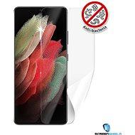 Screenshield Anti-Bacteria SAMSUNG Galaxy S21 Ultra 5G na displej - Ochranná fólia