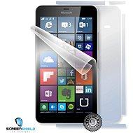 ScreenShield pre Microsoft Lumia 640 XL RM-1062 na celé telo telefónu - Ochranná fólia