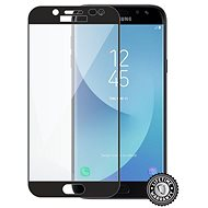 Screenshield SAMSUNG J530 Galaxy J5 (2017) Tempered Glass protection (full COVER black) - Ochranné sklo