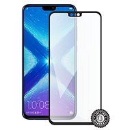 Screenshield HONOR 8X (full COVER black) - Ochranné sklo