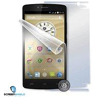 ScreenShield pre Prestigio PSP 5550 DUO na celé telo telefónu - Ochranná fólia