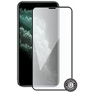 Screenshield APPLE iPhone 11 Pro Max (full COVER black) - Ochranné sklo