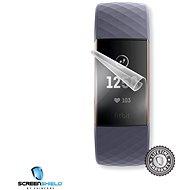 Screenshield FITBIT Charge 3 na displej - Ochranná fólia