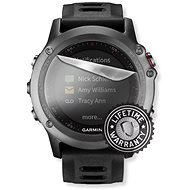 ScreenShield GARMIN Fenix 3 na displej