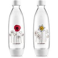 SodaStream fľaša kvetiny v zime FUSE 2× 1 l - Náhradná fľaša
