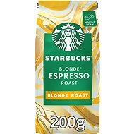 Starbucks Blonde Espresso Roast, zrnková káva, 200 g