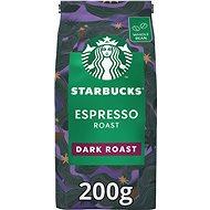 Starbucks Espresso Roast, zrnková káva, 200 g