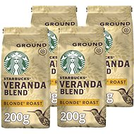 Starbucks Veranda Blend, mletá káva, 200g 4x