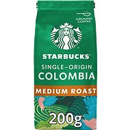 Starbucks Single-Origin Colombia, mletá jednodruhová káva, 200 g