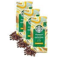 Starbucks® Blonde Espresso Roast, Beans, 450g; 3x