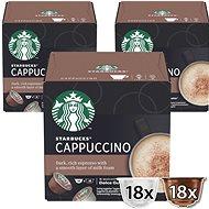 Starbucks by Nescafé Dolce Gusto Cappuccino, 3 balenia