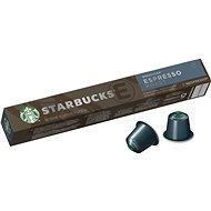 Starbucks by Nespresso Espresso Roast 10 ks - Kávové kapsuly