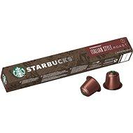 STARBUCKS® ITALIAN STYLE ROAST by NESPRESSO® Dark roast kávové kapsuly 10 ks