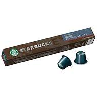 STARBUCKS® Espresso Roast Decaf by NESPRESSO® Dark Roast Kávové kapsuly, 10 kapsúl v balení, 57 g