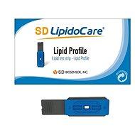 STANDARD DIAGNOSTICS Meracie prúžky pre kompletný Lipidový profil, bal. 10 ks - Diagnostika