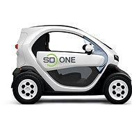 StreetDrone Autonomous car - Electric car