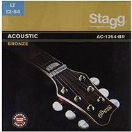 Stagg AC-1254-BR - Struny