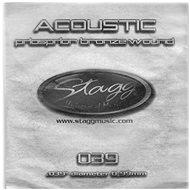 Stagg PBW-039 - Struny