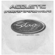 Stagg PBW-047 - Struny