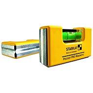 Stabila vodováha Pocket ProMagnetic clip - Vodováha