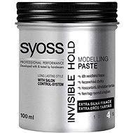 SYOSS Invisible Hold - tvarujúca pasta 100 ml - Pasta na vlasy