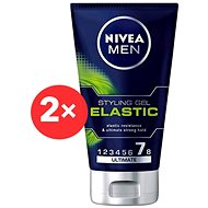 NIVEA Men Elastic Gel 2 × 150 ml