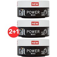 SCHWARZKOPF TAFT Power Wax 3× 75 ml - Vosk na vlasy