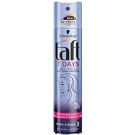 SCHWARZKOPF TAFT 7 Days Anti - Frizz Daily Finish Hairspray 250 ml