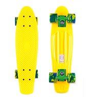Street Surfing Beach Strava Summer Sun, žltý - Plastový skateboard