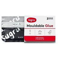 Sugru Mouldable Glue 3 pack - biele, čierne, sivé - Lepidlo