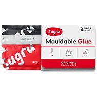 Sugru Mouldable Glue 3 pack – čierne, biele, červené
