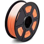 Sunlu 1,75 mm PLA 1 kg meniaca oranžová - Filament