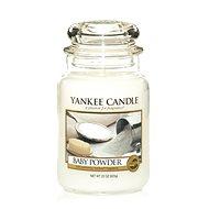 YANKEE CANDLE Classic veľký 623 g Baby Powder - Sviečka
