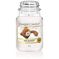 YANKEE CANDLE Classic veľká 623 g Soft Blanket - Sviečka