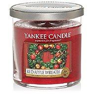 YANKEE CANDLE Décor malý 198 g Red Apple Wreath - Sviečka