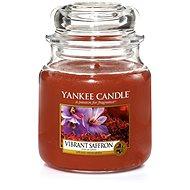 YANKEE CANDLE Vibrant Saffron 411 g - Sviečka