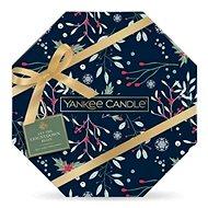 YANKEE CANDLE Vianočná darčeková súprava, adventný kalendár 24 ks - Darčeková sada